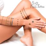 Ajutised Tätoveeringud Bijou Tattou