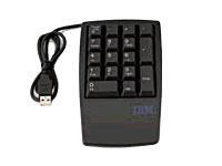 Lenovo numbriklaviatuur USB 17-Key Business Keypad must