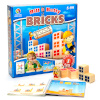 "Granna lauamäng Smart Games ""Bill & Betty Bricks"""