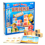 "Granna lauamäng Smart Games ""Bill & Betty Bricks"""