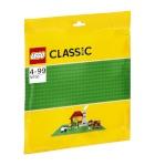 Lego alusplaat Classic Green Baseplate 10700, roheline