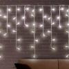 Christmas Planet Valged Jõulutuled Jääpurikas (200 LED)