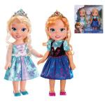 Disney Frozen mängunukud Toddler Anna & Elsa