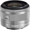 Canon objektiiv EF-M 15-45mm F3.5-6.3 IS STM hõbedane