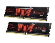 G.Skill mälu Aegis 8GB DDR4 (2x4GB) 2133MHz