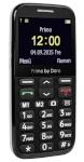 Doro mobiiltelefon Primo 366 must ENG