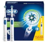 Braun hambahari Oral-B PRO 690 3D Cross Action DUO