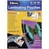 Fellowes lamineerimiskile Matt laminating pouches 80 micron A4 100-pakk