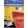 Fellowes lamineerimiskile Glossy 125 Micron Card Laminating Pouch - 65x95 mm