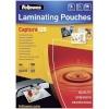 Fellowes lamineerimiskile A6 Glossy 125 Micron Laminating Pouch - 100 pakk
