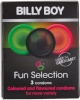 Billy Boy kondoom Fun Selection 3tk