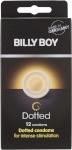 Billy Boy kondoom Fun Dotted 12tk