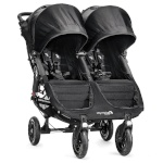 Baby Jogger jalutuskäru City Mini Double GT Black/Black