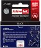 ActiveJet tindikassett AH-338R must HP (HP 338 C8765E) Premium