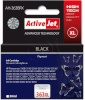 ActiveJet tindikassett AH-363BRX must HP (HP 363XL C8719EE) Premium