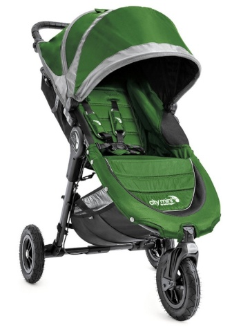 6921e10cb58 Baby Jogger jalutuskäru City Mini GT Evergreen/Gray