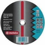 Metabo INOX lihvketas 125x6x22 A36O