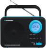 Blaupunkt raadio PP12BK must-sinine