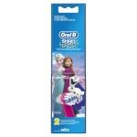 Braun lisaharjad Oral-B Kids Frozen EB10 tüdrukule, 2tk