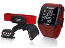 Polar pulsikell V800 GPS Javier Gomez Noya Special Edition punane + HR pulsivöö H7
