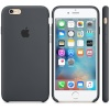 Apple kaitsekest iPhone 6/6s Silicone Case Charcoal Gray