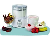 Ariete 635 jäätise- ja jogurtimasin 35W