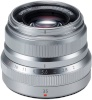 Fujinon objektiiv XF 35mm F2.0 R WR hõbedane