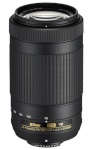 Nikon objektiiv AF-P 70-300mm F4.5-6.3 ED VR