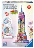 Ravensburger 3D pusle Empire State Building Pop Art Edition 216-osaline