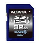 A-Data mälukaart SDHC Premier 32GB Class 10