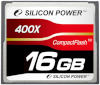 Silicon Power mälukaart CF 16GB 400x
