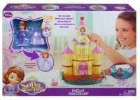 Mattel mänguloss Disney Sofia The First Sea Palace