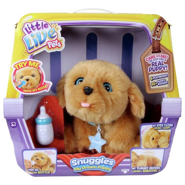 cce7766b5d1 Little Live Pets kutsikas Snuggle My Dream Puppy
