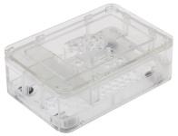 Raspberry Pi Karp B+´le, Pi 2/3 B´le läbipaistev / RS*