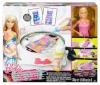 Barbie mängukomplekt nukuga Spin Art Designer