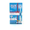 Braun hambahari Oral-B 3D White (D12513W) + lisaharjad EB18-2 2tk.