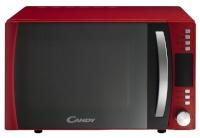Candy mikrolaineahi CMXG20DR grilliga punane