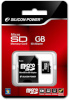 Silicon Power mälukaart microSD 8GB Class 4