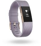 Fitbit aktiivsusmonitor Charge 2 Lavender roosa kuldne - suurus Large