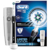 Braun hambahari Oral-B Pro 750 3D Cross Action Special Edition, must + reisivutlar