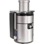 Caso mahlapress Juicer PJ 1000 Type Centrifugal juicer, Stainless steel, 800 W, Extra large fruit input, Number of speeds 4, 8.000 - 15.000 RPM