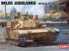 Academy liimitav mudel M1A1 Abrams 'Iraq 2003'