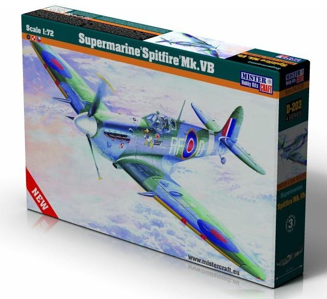 f579a92360b Mastercraft Supermarine Spitfire Mk. VB - Sõidukid ja mudelid - Lapsed -  Digizone