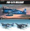 Academy liimitav mudel F6F-3/5 Hellcat