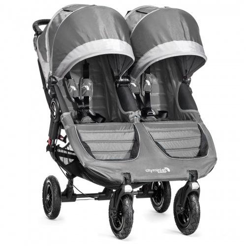 4c4ebb21a0d Baby Jogger jalutuskäru City Mini Double GT Steel Gray - Lastevankrid ja  jalutuskärud - Lapsed - Digizone