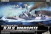 Academy liimitav mudel H.M.S. Warspite