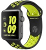 Apple Watch Nike+ 42mm Space Gray Aluminium Case with Black/Volt Nike Sport Band
