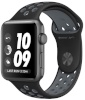 Apple Watch Nike+ 42mm Space Gray Aluminium Case with Black/Cool Nike Sport Band