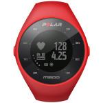 Polar pulsikell M200 GPS punane, suurus M/L