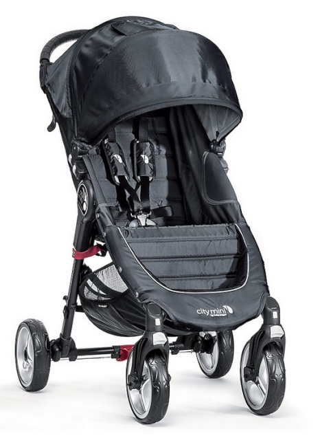 def3e348c01 Baby Jogger jalutuskäru City Mini 4Wheels Charcoal - Lastevankrid ja  jalutuskärud - Lapsed - Digizone